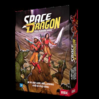 Space Dragons Buró de Jogos