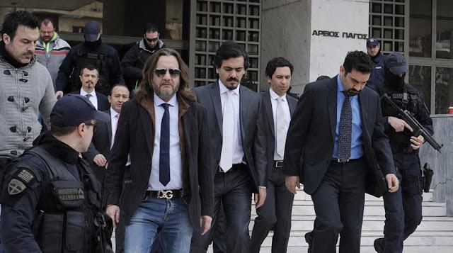 «Όχι» Αρείου Πάγου στην έκδοση των οκτώ τούρκων αξιωματικών
