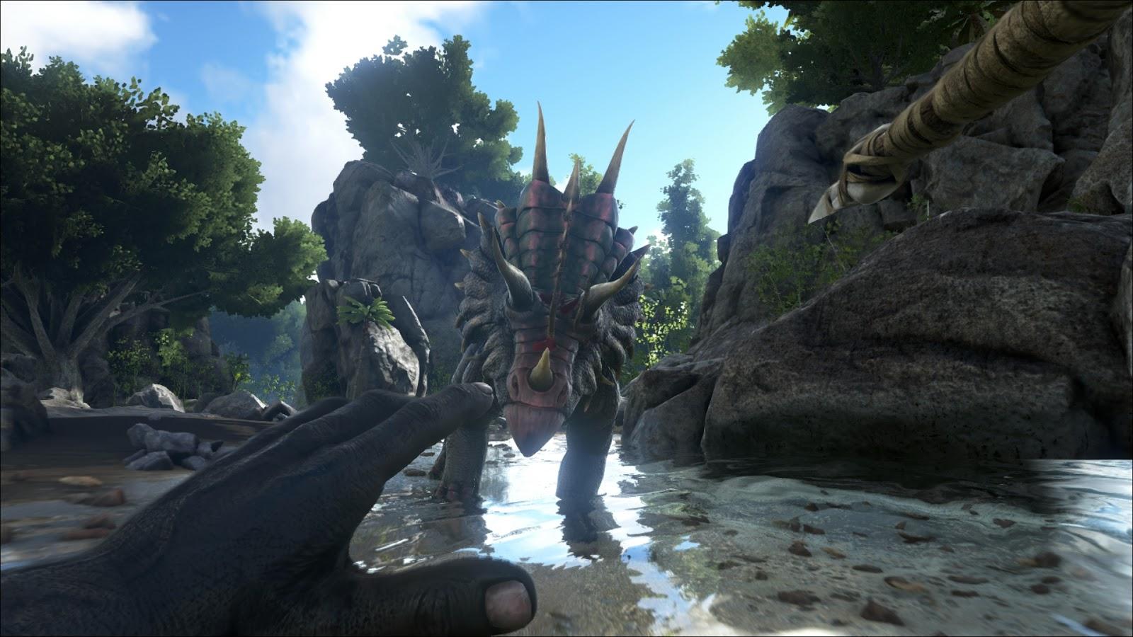 ARK Survival Evolved ESPAÑOL PC (CODEX) 2