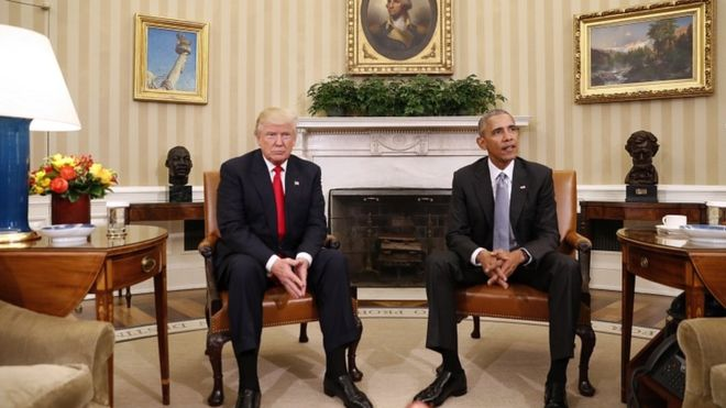 Trump election: US presidency is not a family business, says Obama