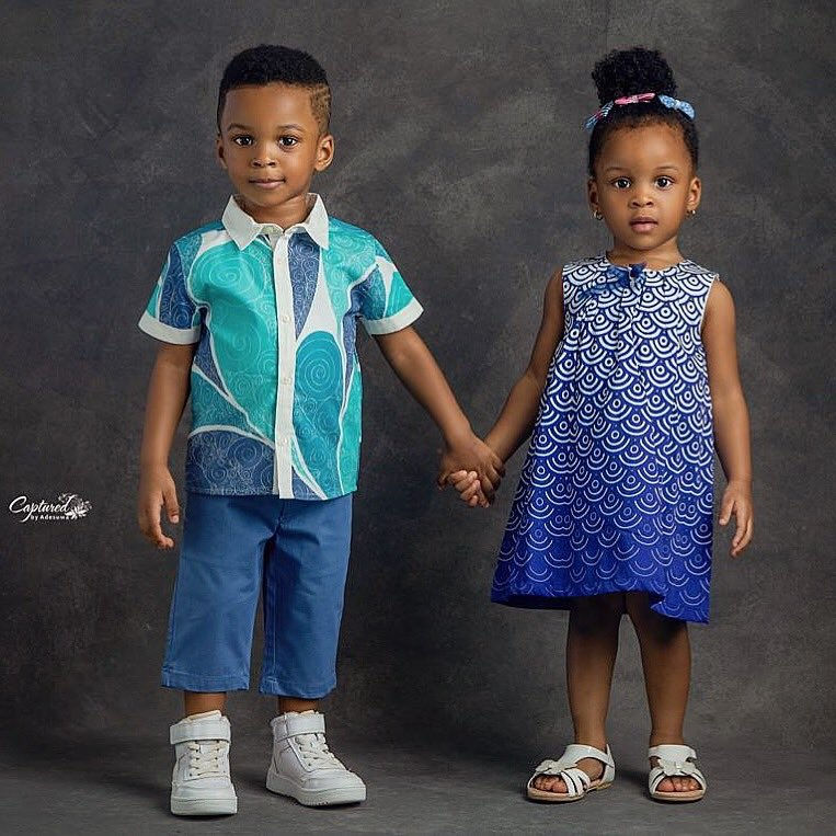 Paul Square Shares Adorable Birthday Photo of His Children