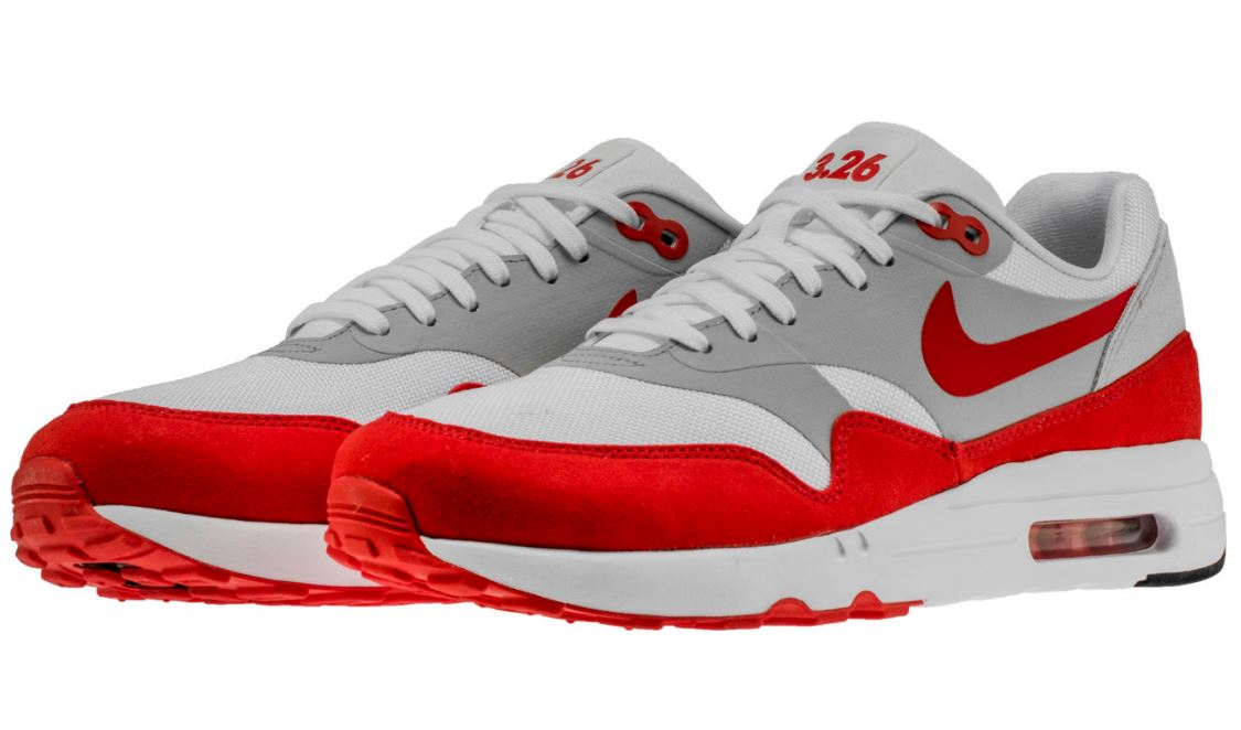 THE SNEAKER ADDICT: Nike Air Max 1 Ultra 2.0 'University Red