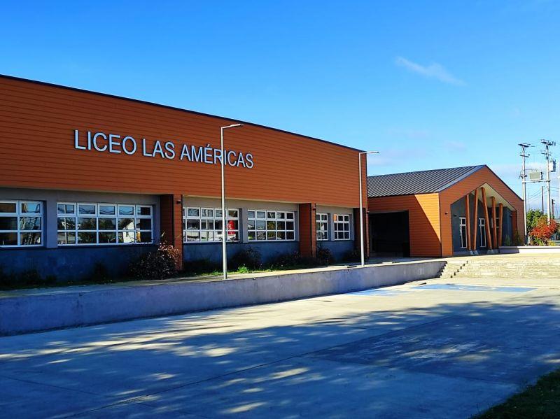 Liceo Las Américas de Puyehue