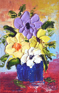 http://www.ebay.com/itm/Mixed-Posy-Contemporary-Impasto-Floral-Oil-Painting-Paper-Artist-France-2000-Now-/291755560804?ssPageName=STRK:MESE:IT