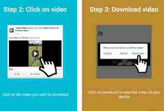 Aplikasi Download Video FB