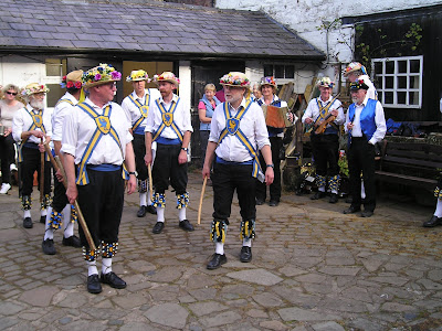 The Mersey Morris Men