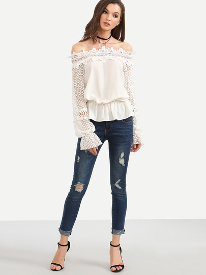 http://it.shein.com/White-Off-The-Shoulder-Crochet-Sleeve-Blouse-p-292518-cat-1733.html?utm_source=mamma-e-company.blogspot.it&utm_medium=blogger&url_from=mamma-e-company