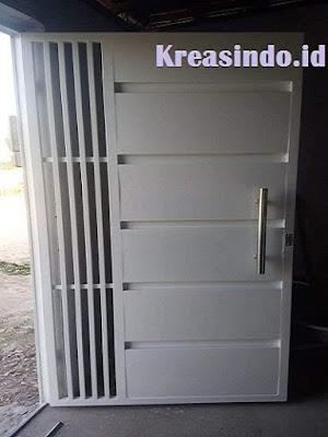 Harga Berbagai Macam Model Pintu Kawat Nyamuk Besi Minimalis dan Tempa Terbaru Harga Bersaing