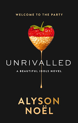 Unrivalled by Alyson Noel book tour