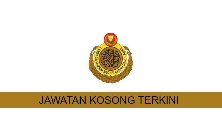 Kekosongan Terkini di Muzium Negeri Kedah Darul Aman