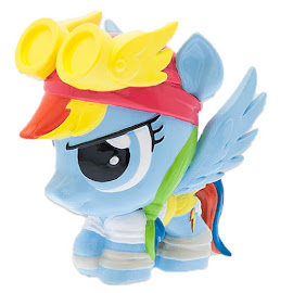 My Little Pony Series 8 Fashems Rainbow Dash Figure Figure