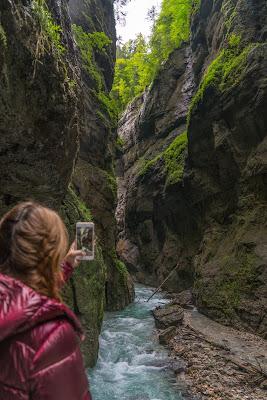 Entdeckungstour Wasser Partnach - Wetterstein Route | Wandern Garmisch-Partenkirchen 05
