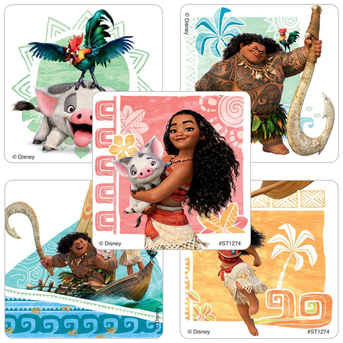 Musings Of An Average Mom Moana Party Favour Ideas