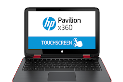 HP Pavilion 13-a100 x360 Convertible PC Software and Driver Downloads For Windows 8.1 64 bit