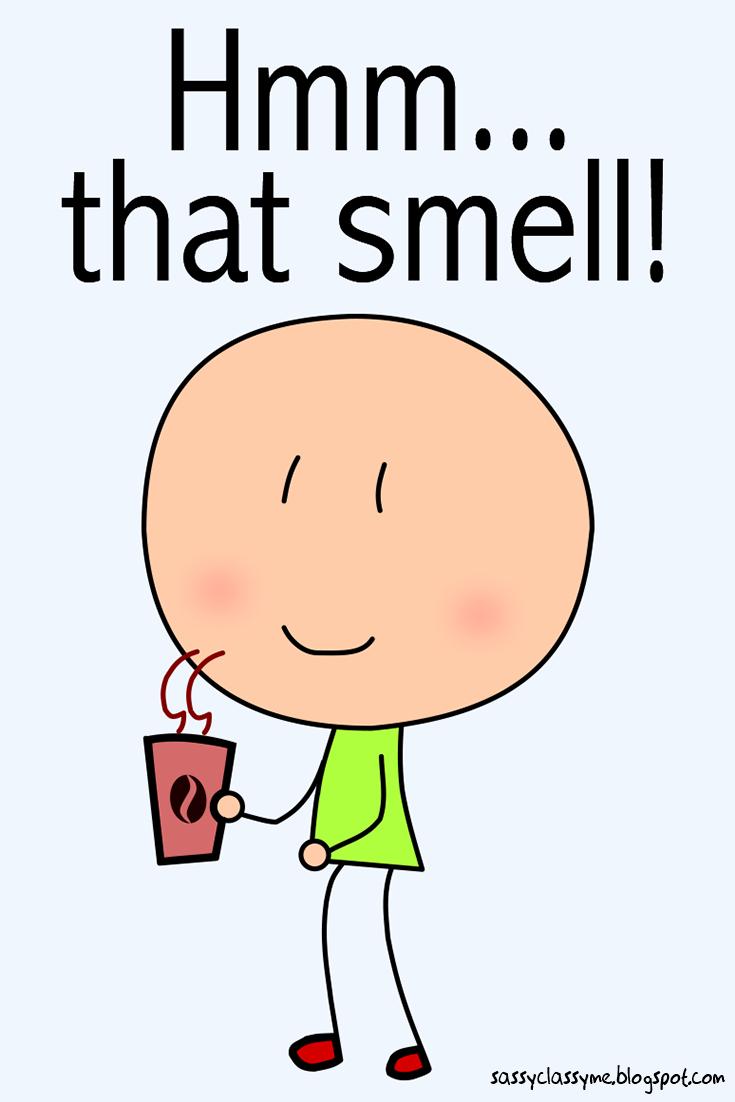 coffee smell sassyclassyme