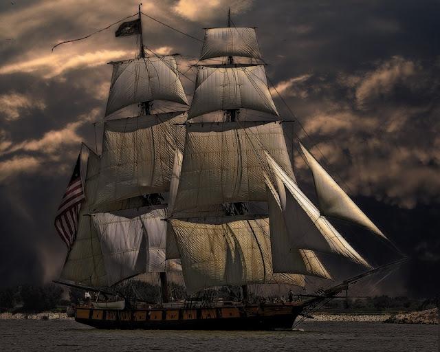 Navigasi Kapal Laut