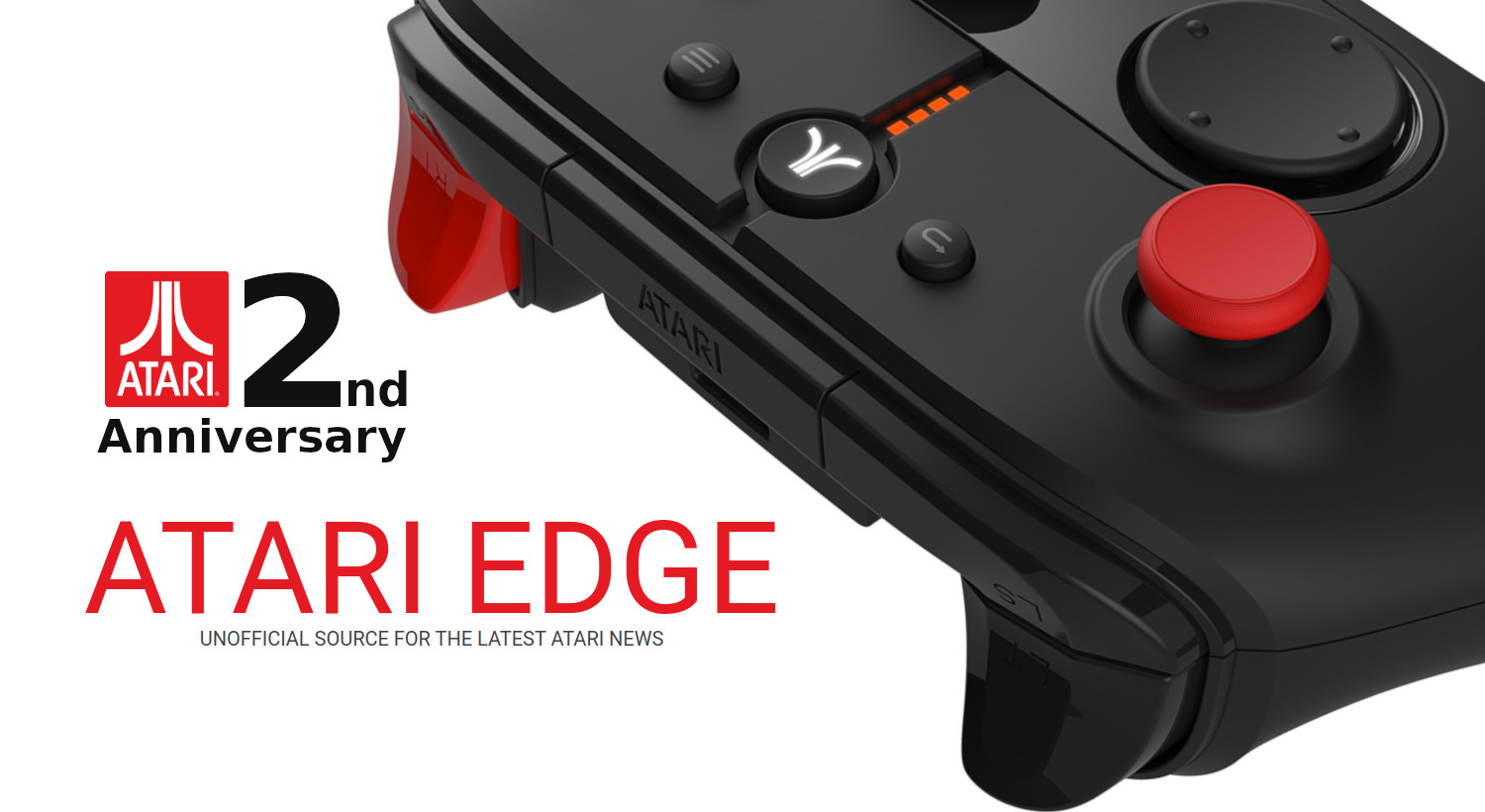Editors Note: Atari Edge Turns Two Years Old Today