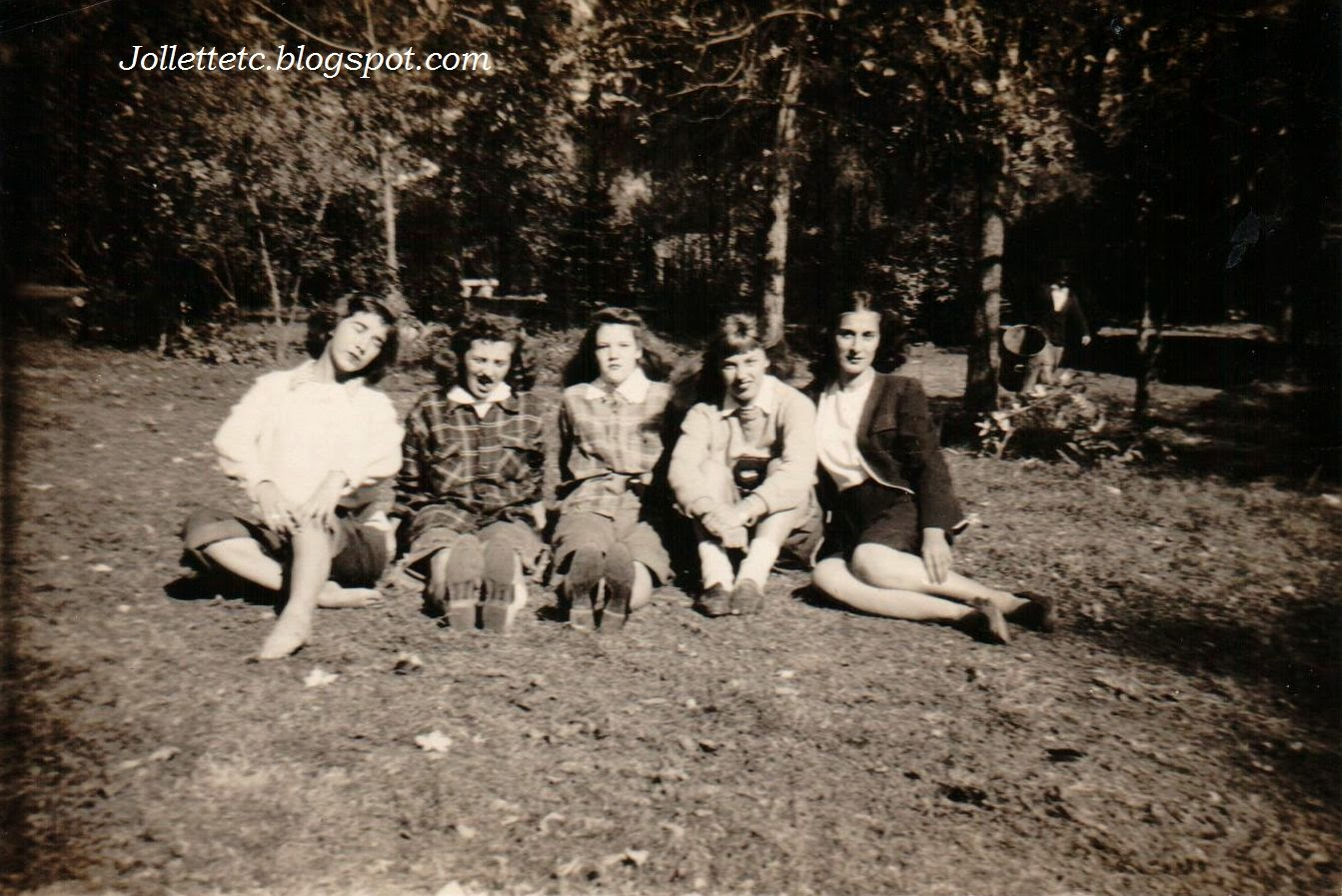 Shenandoah College friends 1946-48