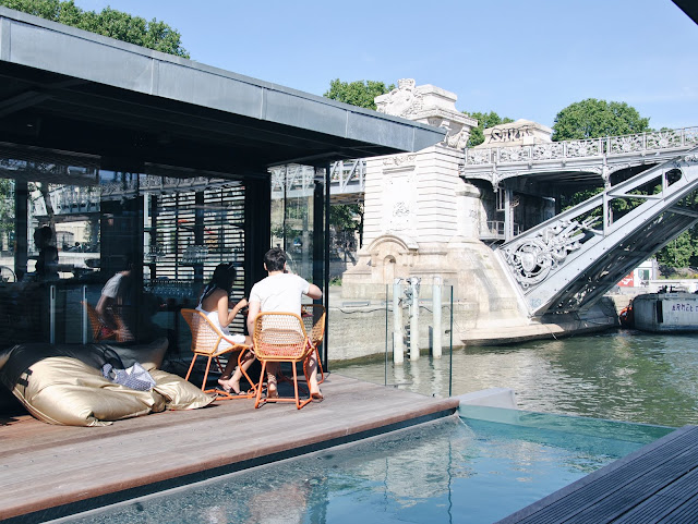 off paris seine bonne adresse paris brunch lucileinwonderland lucile in wonderland blog lifestyle voyage food où bruncher à paris ? piscine hôtel