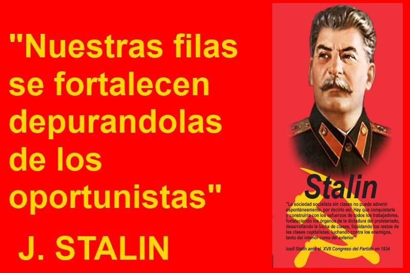 Resultado de imagen de Frases de Stalin