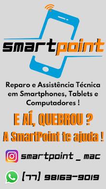 Seu celular quebrou? Chama a Smartpoint