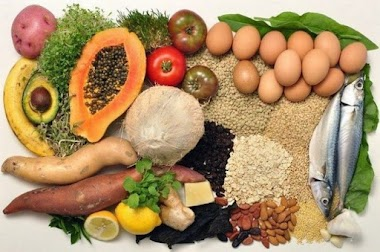 Alimentos que te ayudan a mantener una vida saludable. Parte 2.