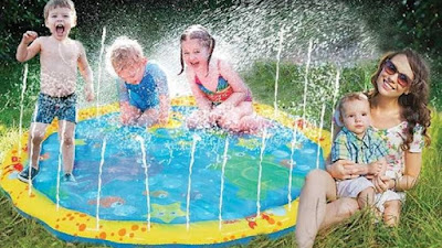 Popular Water Activities for the Backyard