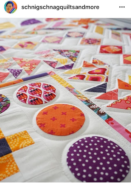 Cuentas instagram sobre patchwork