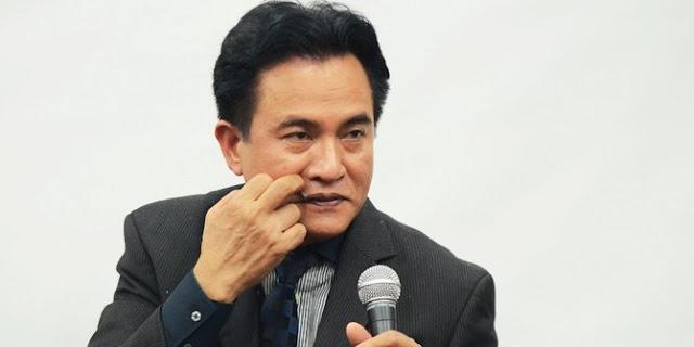 Yusril janji tak akan gusur warga Jakarta bila jadi Gubernur