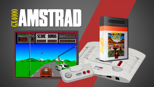 AMSTRAD GX 4000 COLLECTION