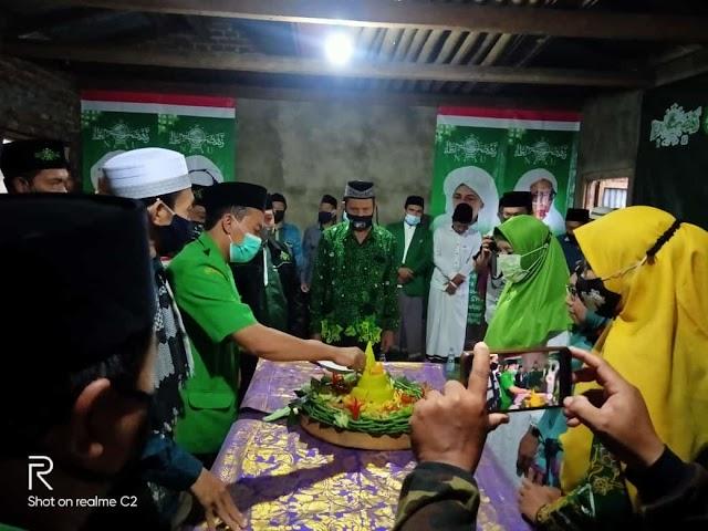 Merawat Tradisi Warisan Ulama Terdahulu Dalam Acara HARLAH NU ke-95, Di Gelar PAC GP ANSOR SUKASADA II