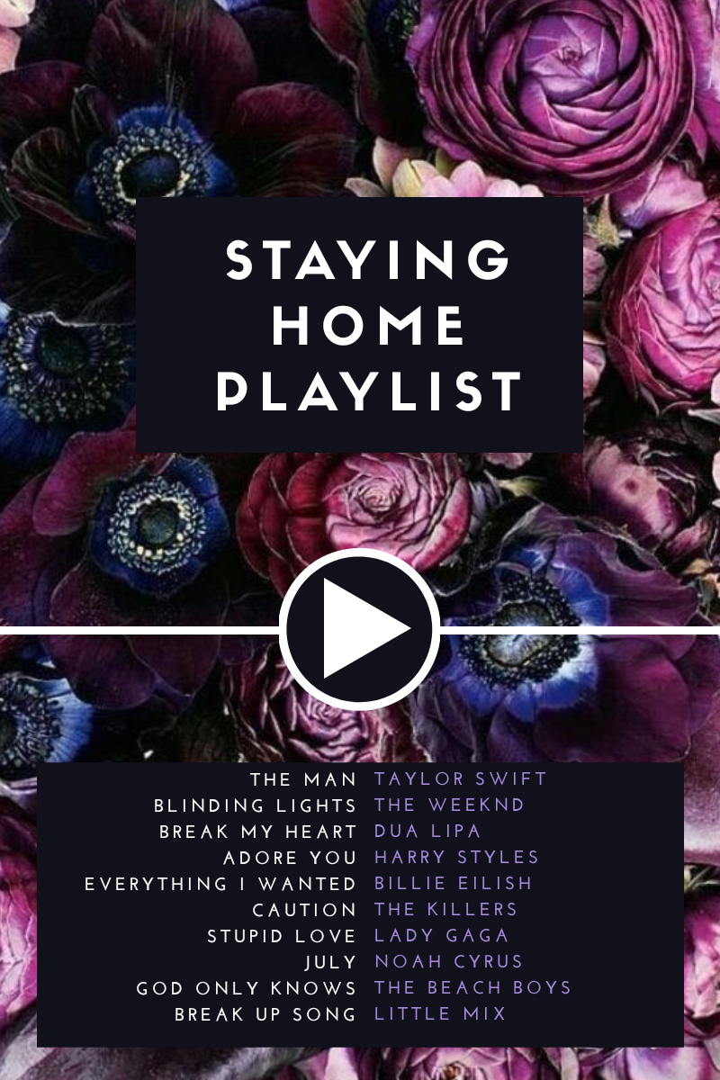 bbloggers, bbloggersca, bblogger, bbloggerca, canadian beauty bloggers, beauty blog, lifestyle blogger, southern blogger, music, playlist, staying home, physical distancing playlist, songs i'm loving, song recommendations, social distancing music, what i'm listening to, pop music