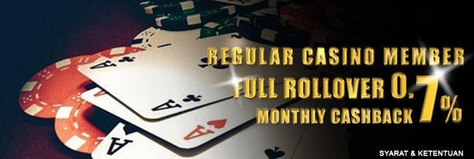 promo casino regular