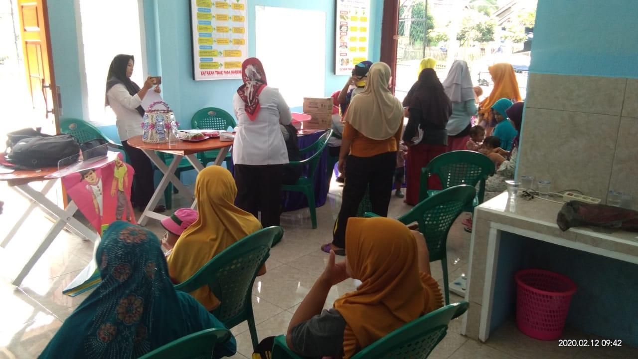 Pjs Kades Suka Merindu Mengapresiasi  Kegiatan Pembinaan Oleh Tim Kecamatan Semidang Gumay
