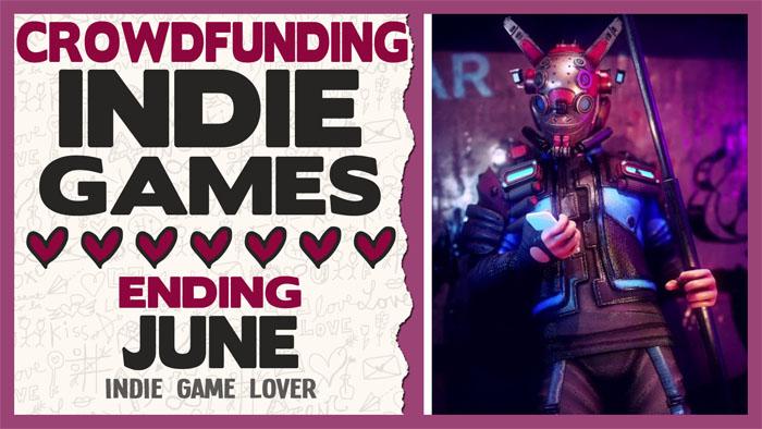 Kickstarter Indie Games ❤ June 2021 Part 1