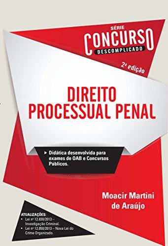 Concurso Descomplicado – Direito Processual Penal