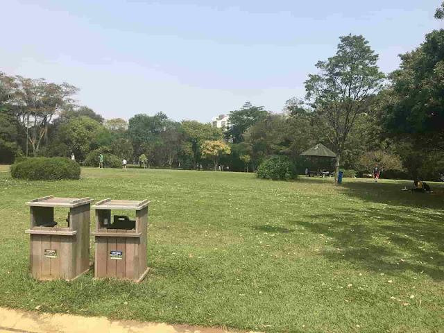 Parque Villa-Lobos - Quiosque