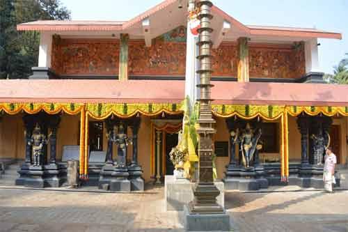 Krodha Shankara Narayana Temple Near Agumbe