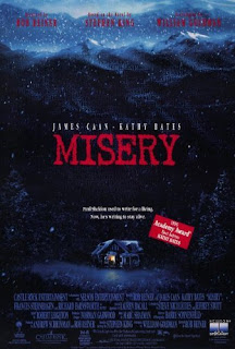 Stephen King, Misery, Movie Poster, Stephen King Posters, Stephen King Store
