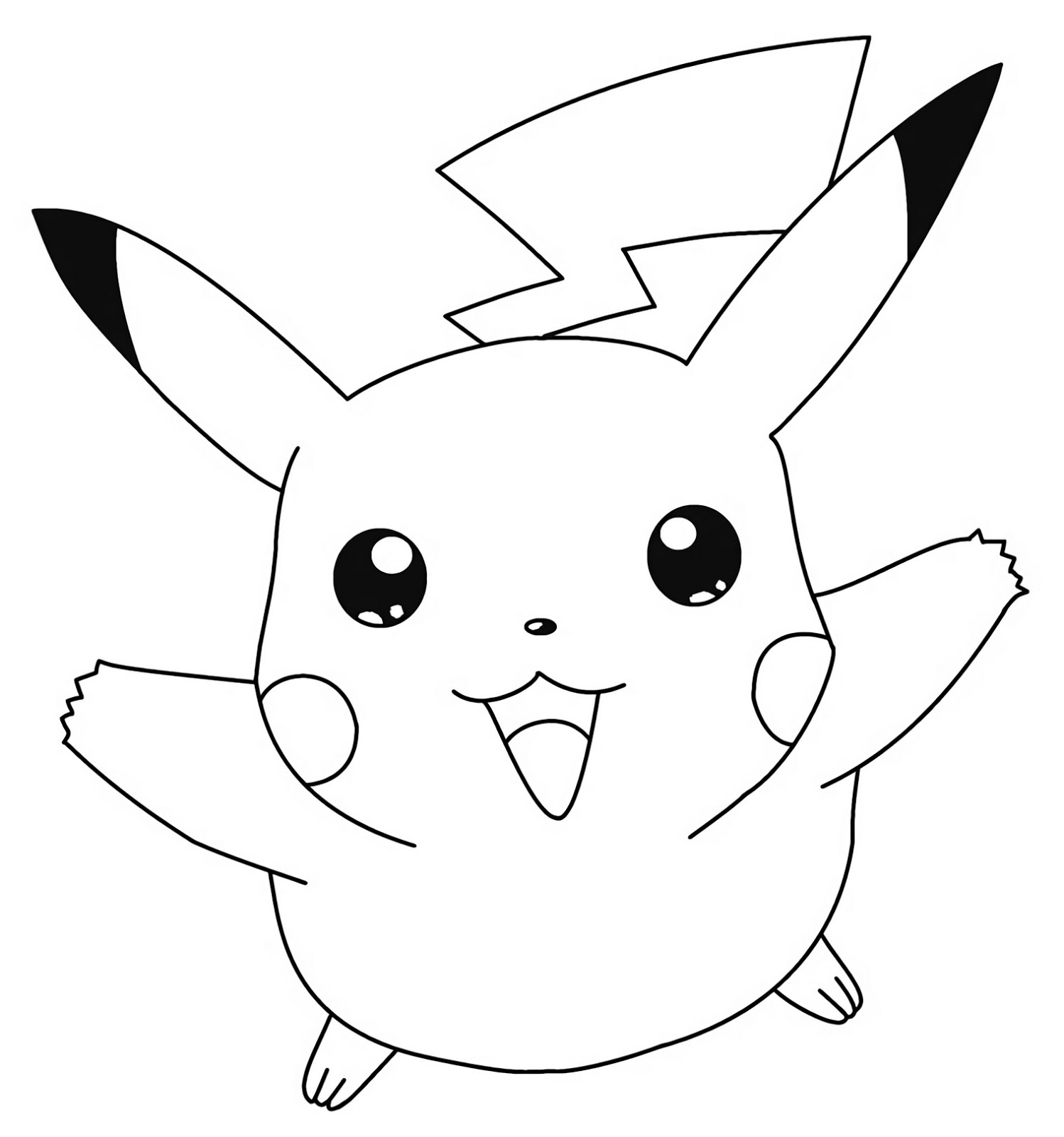 images of pictures pokemon names pikachu coloring pages design
