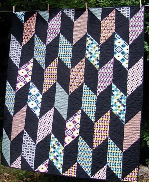 Fletcher Quilt - Free Pattern