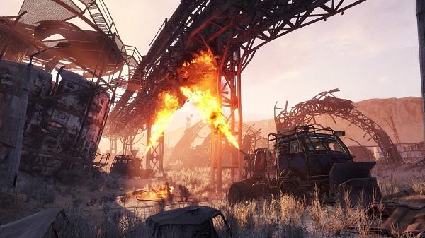 لعبة Metro Exodus تقودنا إلى جولة في عالمها و نظرة على نظام التخصيص العميق جدا..