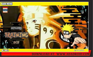 Download Naruto Senki by Unknown0 V2 UPDATE Mod Apk Link in Mediafire