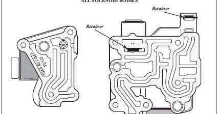 Deep In E32 (旧車を愛してやまない爺達の日常): バルブボディの分解整備2 Disassemble