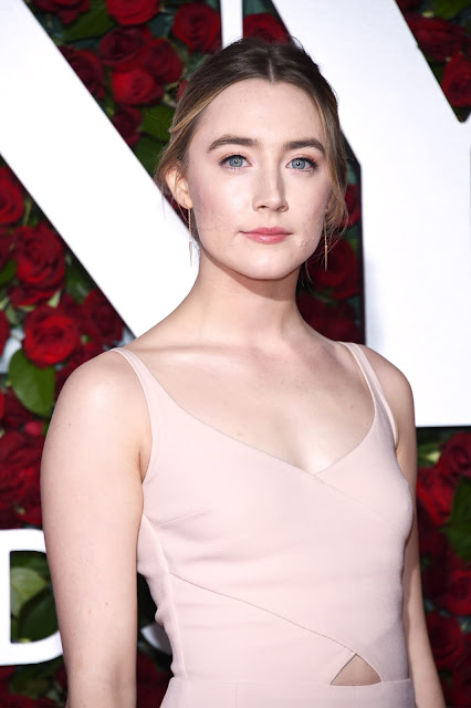 Actress, @ Saoirse Ronan - 2016 Tony Awards in NY