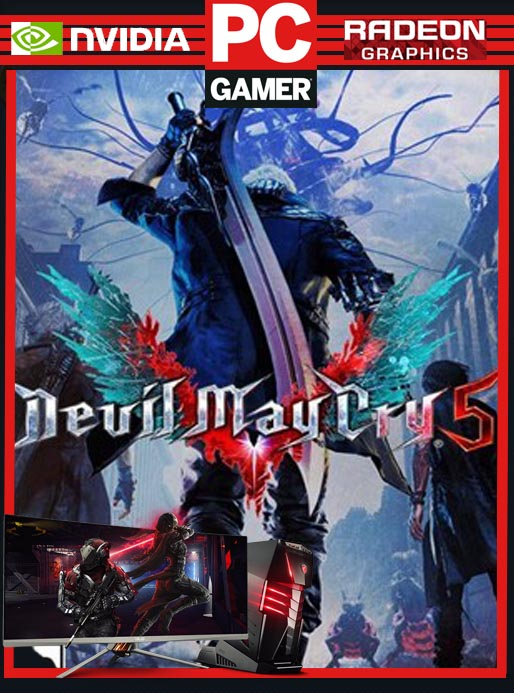 Devil May Cry 5 (2019) PC Full Español [GoogleDrive] SilvestreHD
