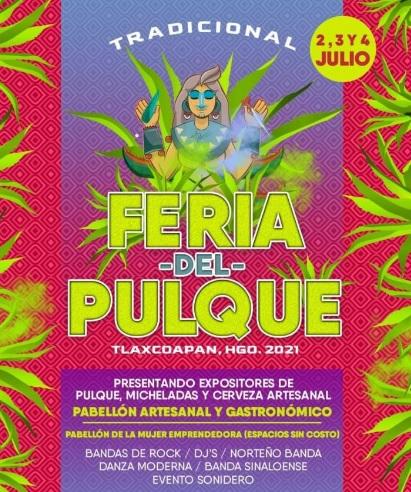 Feria del Pulque Tlaxcoapan 2021