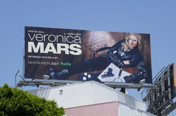 Veronica Mars season 4 billboard