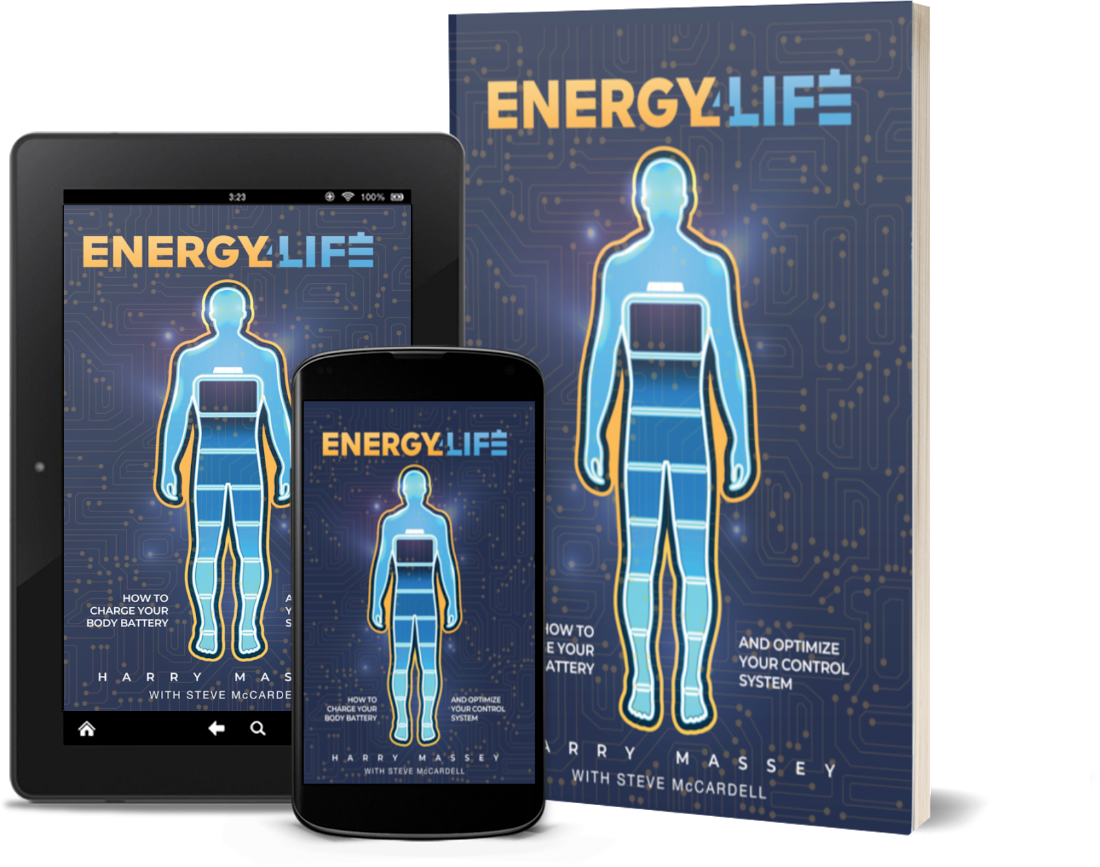 Energy 4 Life Free Book Details