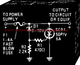Simple Shutdown Circuit Diagram II